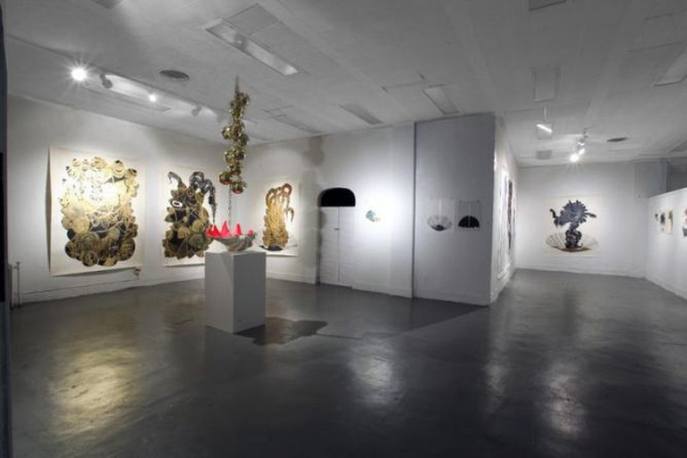 Shoshanna Weinberger, What makes my hottentot so hot, Installation View