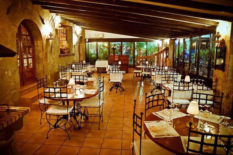 restaurant le piano chez toinou, Corsica