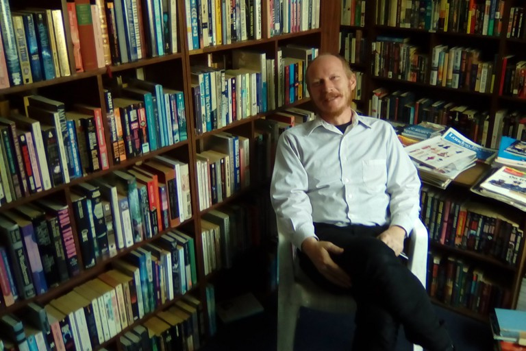 Justin Trullinger at Confederate Books