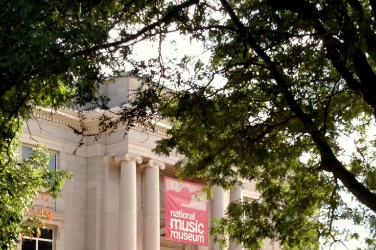 Courtesy of National Music Museum
