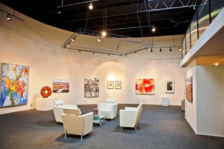 Elder Gallery Interior