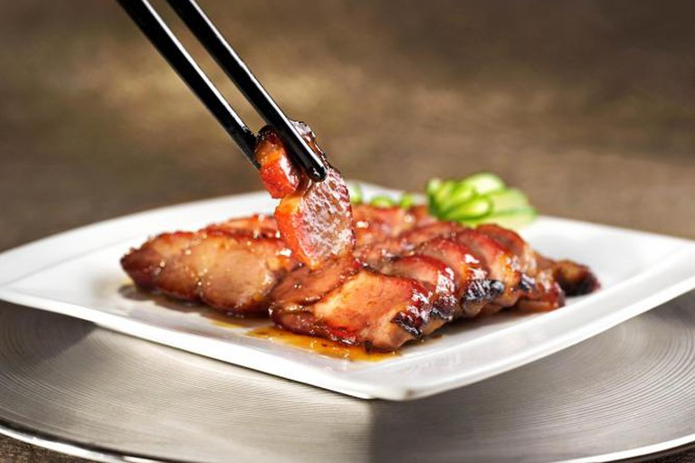 Honey-glazed Barbecued Kagoshima Pork