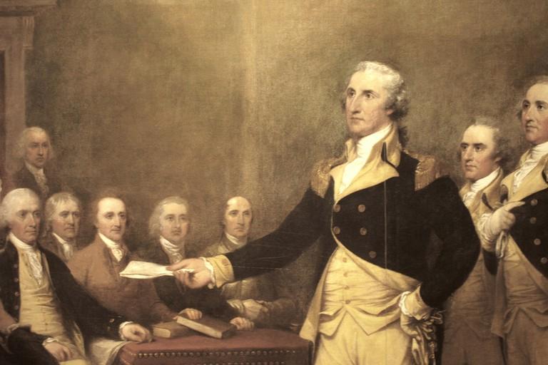 George Washington, a founding farmer