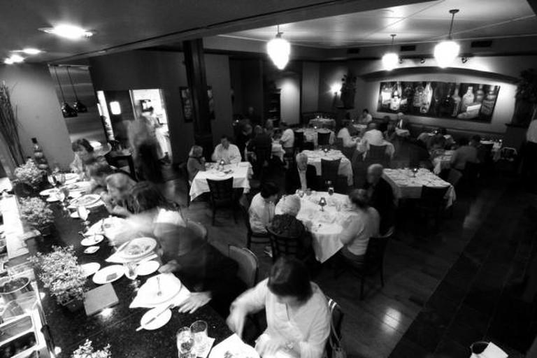 Satterfield's Restaurant, Birmingham