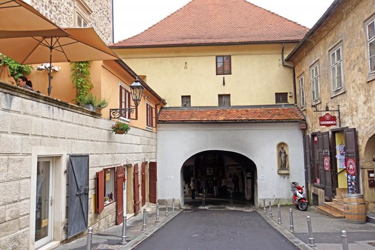 Kamenita Vrata Gate