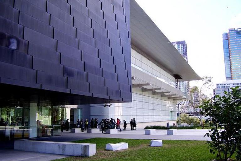 Gallery of Modern Art, South Brisbane
