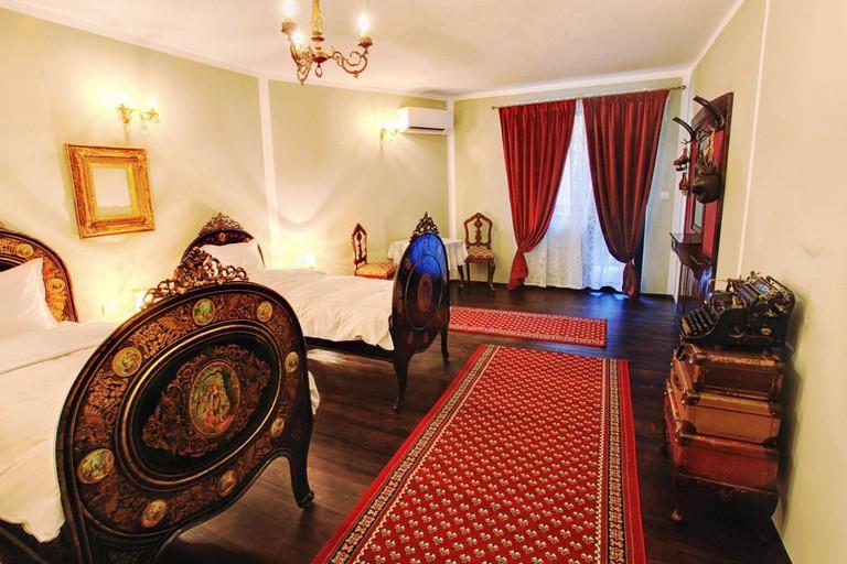 Evmolpia Hotel