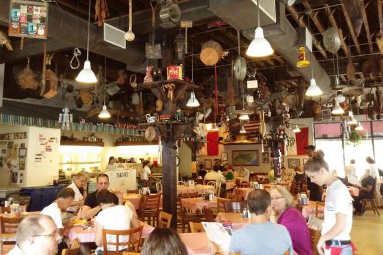 Big Ed's City Market Restaurant, Raleigh