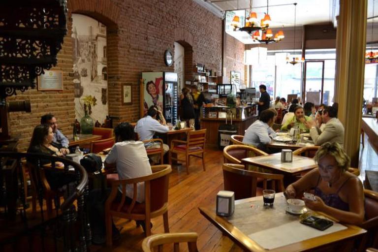 Fotocafe, Valparaiso
