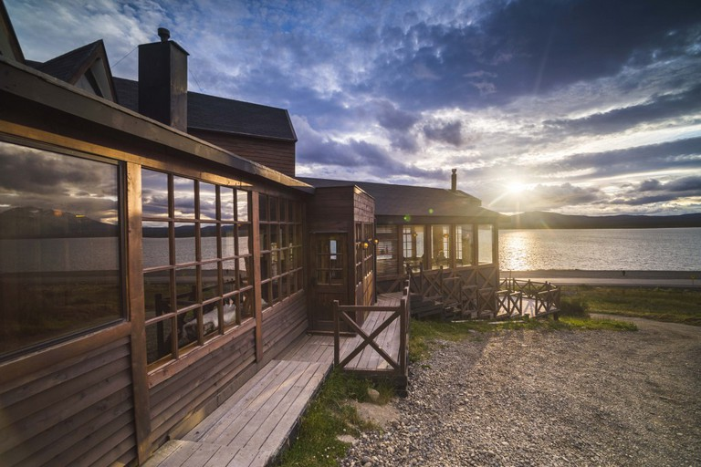 Weskar Patagonia Lodge, Puerto Natales, Chilean Patagonia, Chile