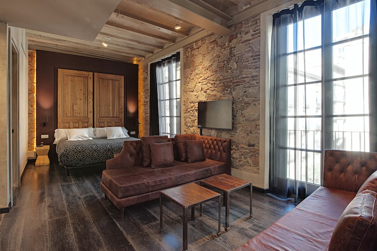 A family room at the Arai