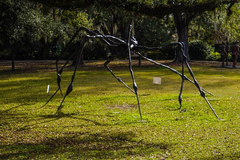 Louise Bourgeois, Spider at New Orleans Sculpture Park