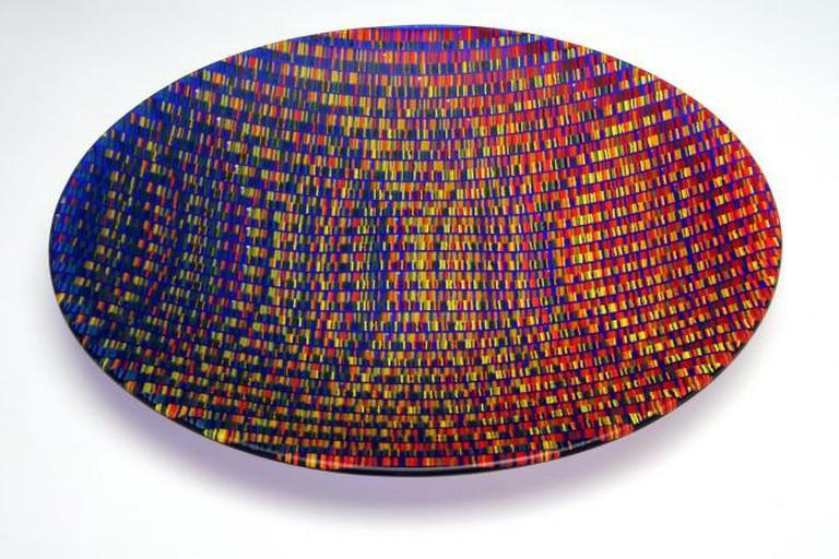 Richard Parrish, Fused Glass Artist