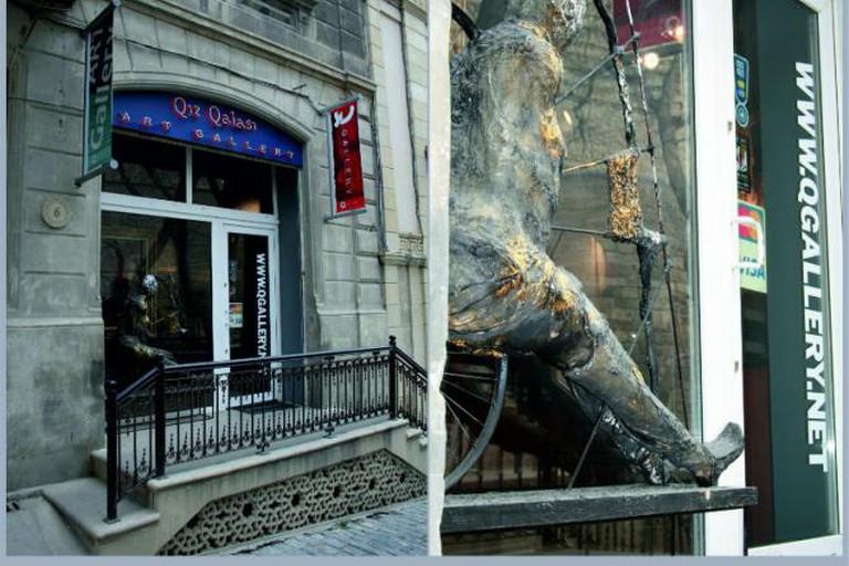 Qiz Qalasi Gallery