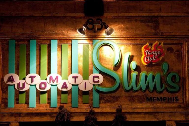 Automatic Slim's, Memphis