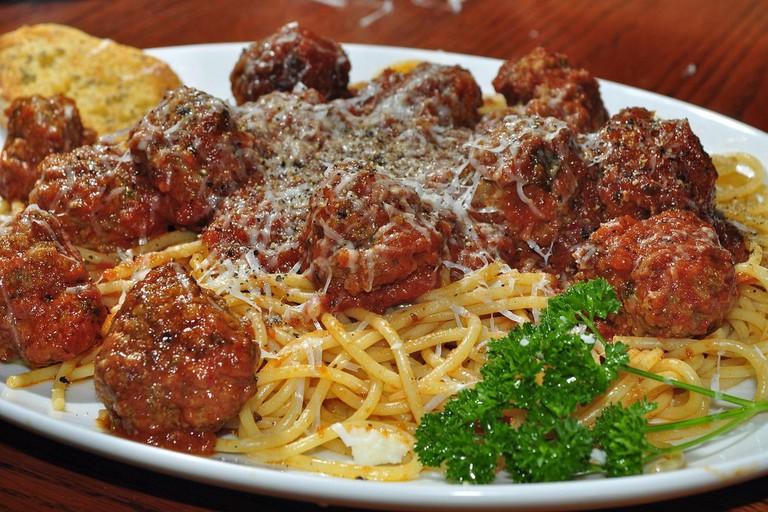 Spaaghetti Meatballs