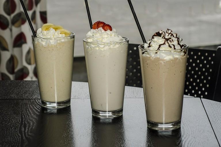 Milkshakes