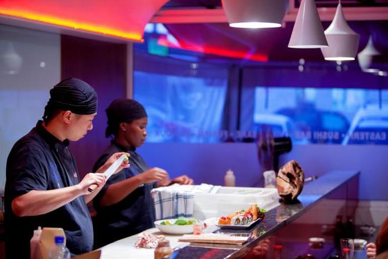 Fushin Sushi and Eastern Cuisine