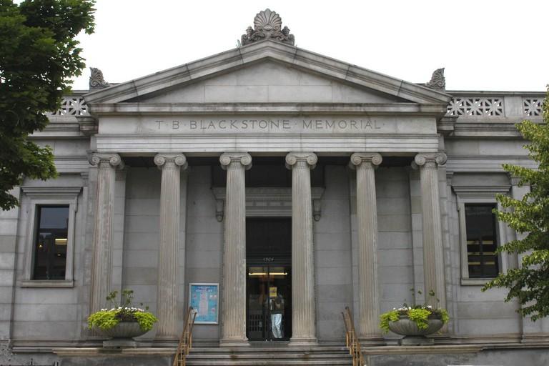 T. B. Blackstone Memorial Library