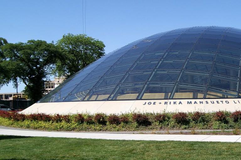 Joe and Rika Mansueto Library