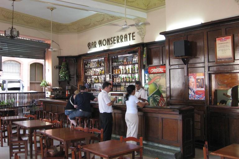 Bar Monserrate