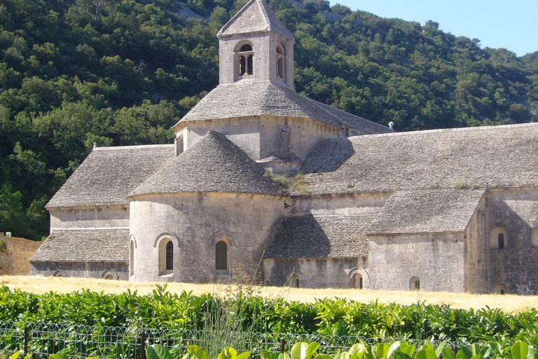 The Sénanque Abbey near Gordes is still home to a small number of monks