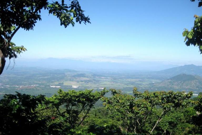 View from El Boqueron