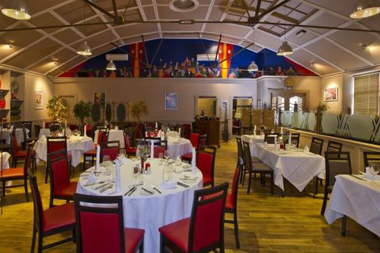 The Stage Door Restaurant, Aberdeen