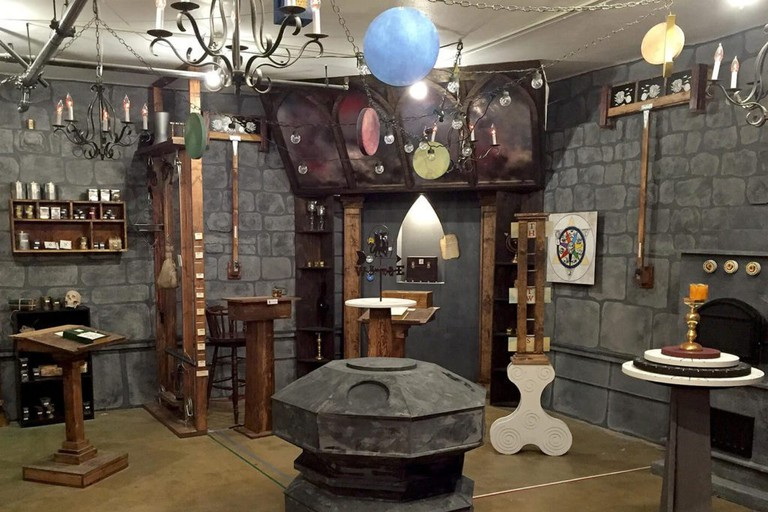 The Alchemist at Escape Room LA