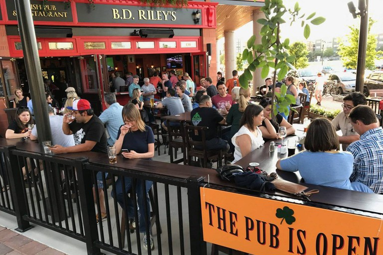 B.D. Riley's new Aldrich Street location is open