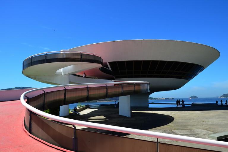 Museum of Contemporary Art, Niteroi