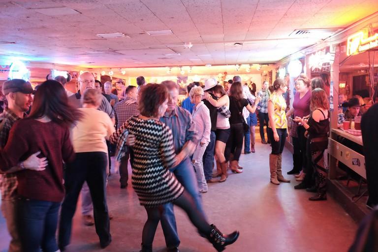 Broken Spoke Dance Hall, Austin