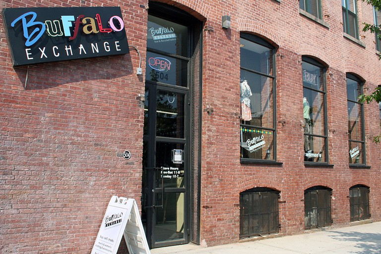 Buffalo Exchange, Driggs Avenue