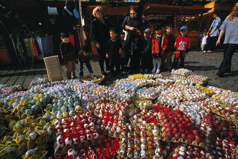 Easter Market: Freyung