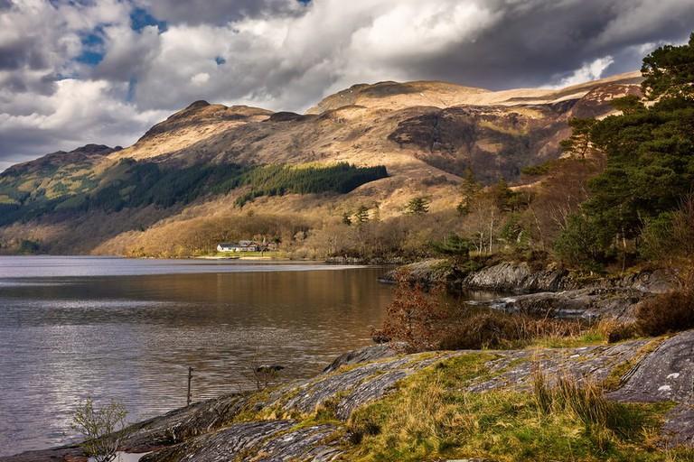 Loch Lomond & Ben Lomond