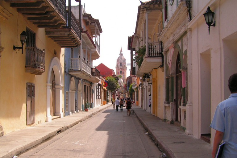 Colonial Streets of Cartagena
