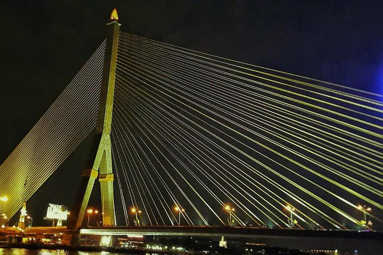 Rama VII Bridge, Bangkok