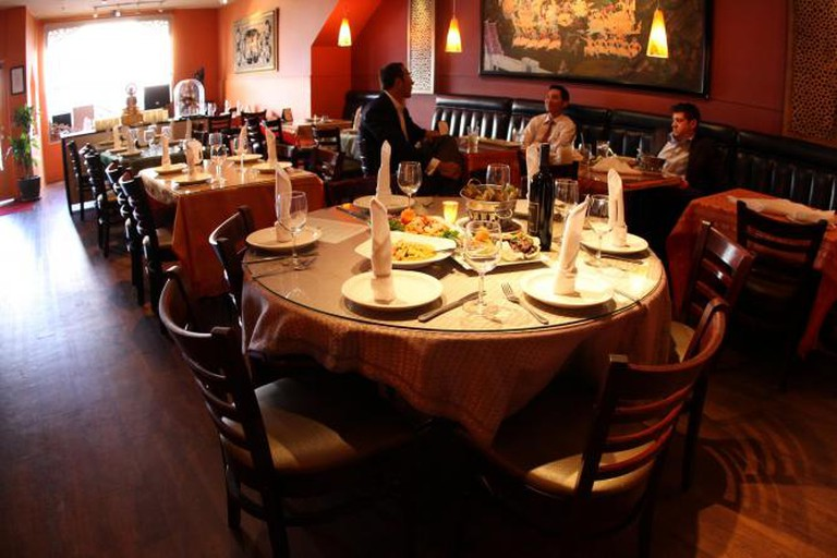 Shaherzad Restaurant, Los Angeles