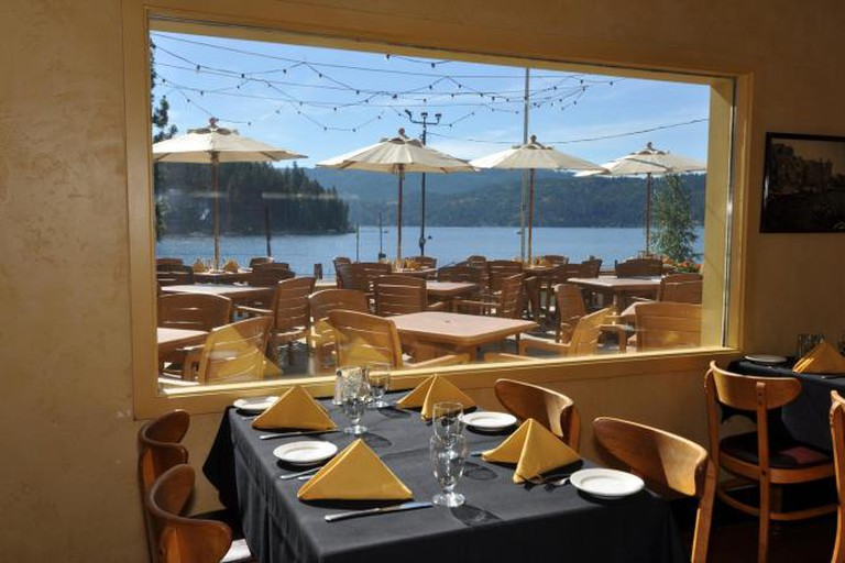 Tony's On the Lake, Coeur d'Alene