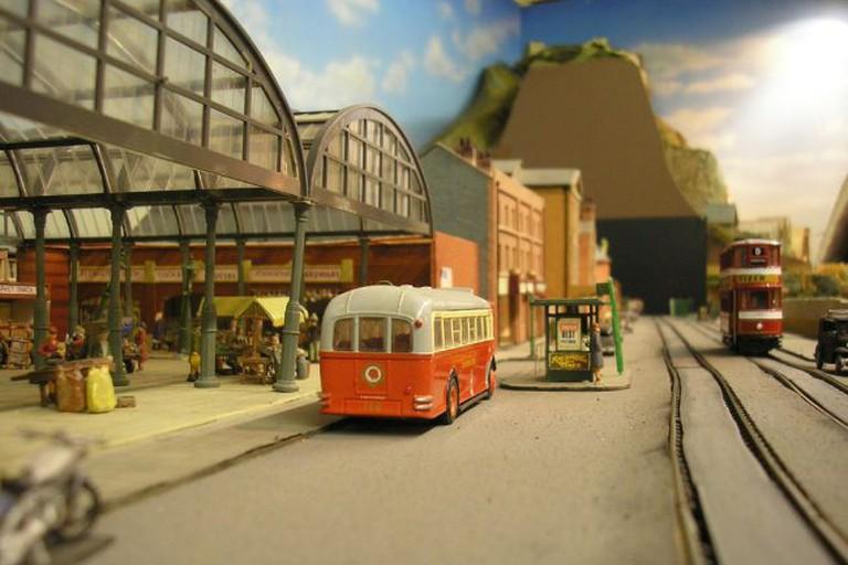 Toy + Model Museum