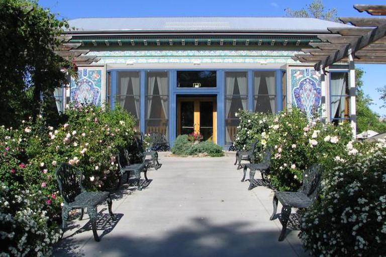 The Boulder Dushanbe Teahouse, Boulder