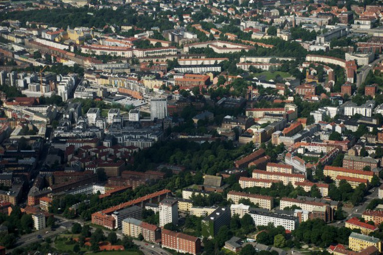Views over Grünerløkka
