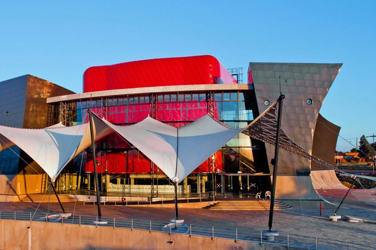 The Soweto Theatre aims to offer new talents a platform to make their work visible