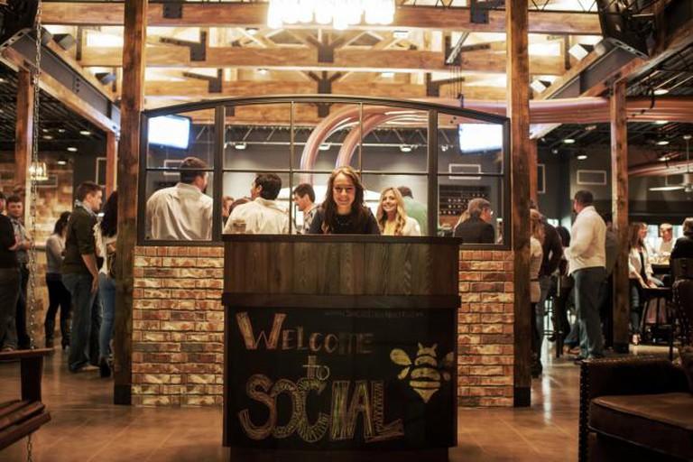 Social Southern Table & Bar, Lafayette