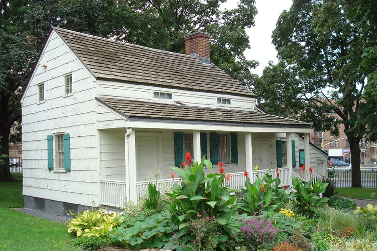 Edgar Allan Poe Cottage, the Bronx