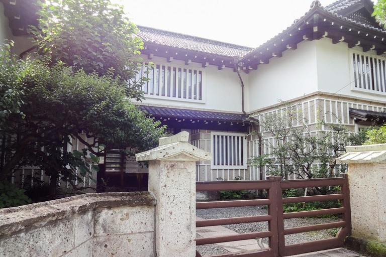 Japanese Folk Crafts Museum