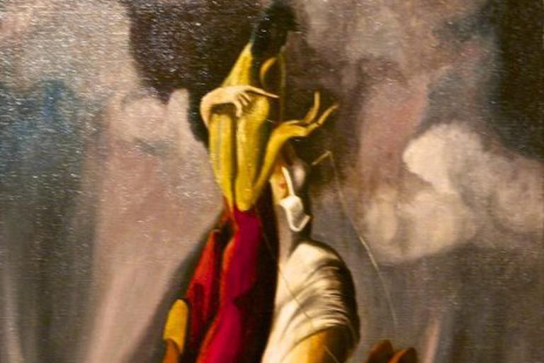 Le Couple (1937) - Max Ernst