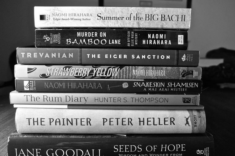 Books, Cliff Hutson