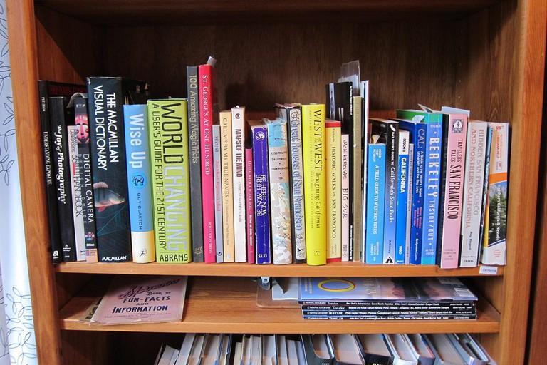 Bookshelf, Jay Cross