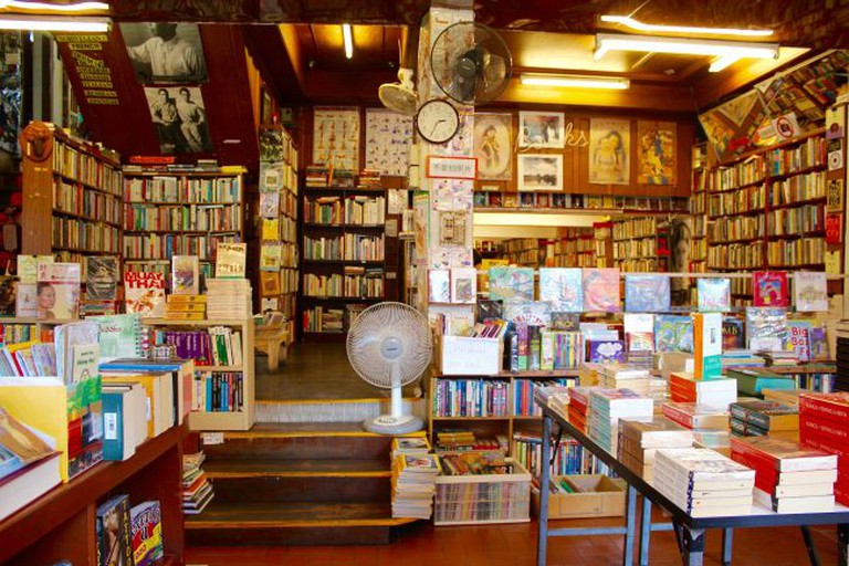 Seville's independent bookshops are a haven for those who truly love books